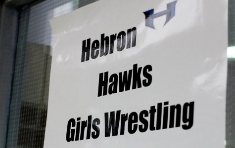 First-ever girls wrestling team in the making
