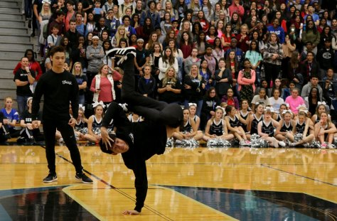 Photo Gallery: Pep Rally 10/20