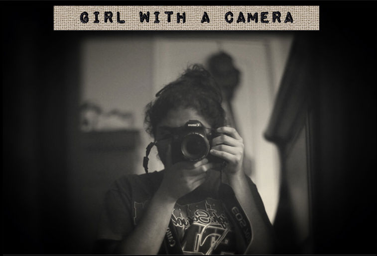 Girl with a Camera: Autumn