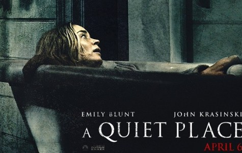 "The silence says it all in ""A Quiet Place"""