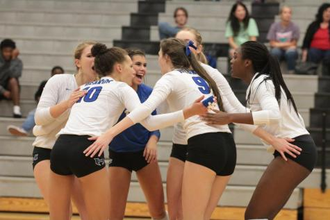 Hebron dominant in sweep of Lewisville