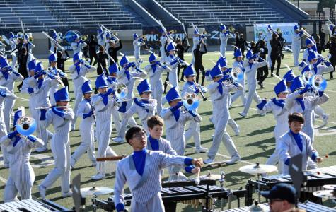 Band prepares for UIL Season