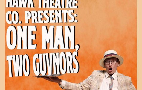 Hawk Theatre Company presents One Man, Two Guvnors