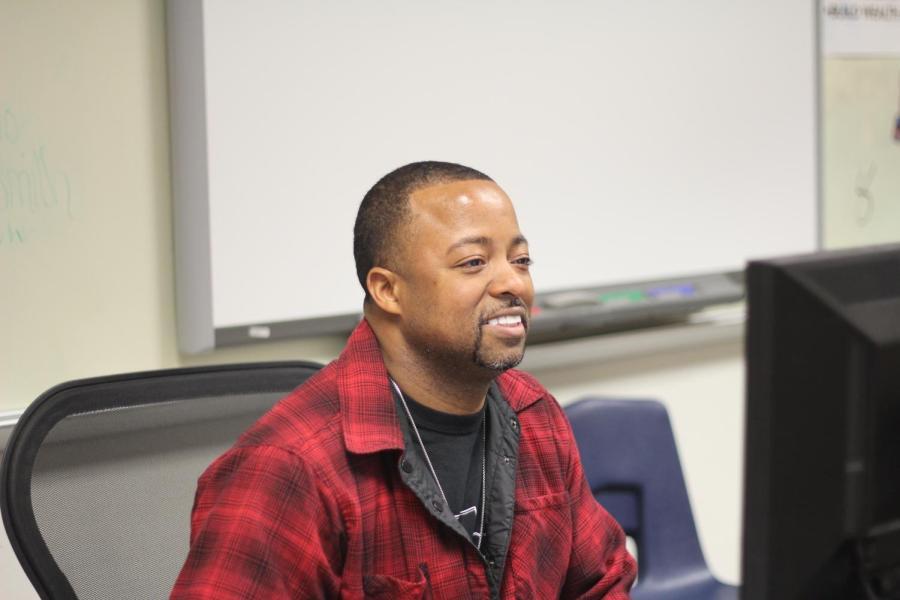 Teacher Tea – Mr. Smith