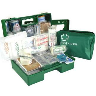Industrial/Commercial 1-12 Person First Aid Kit