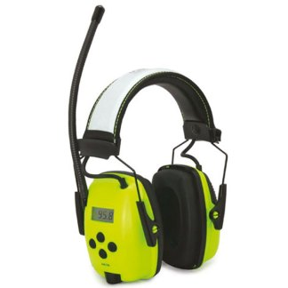 Sync Hi Vis Radio Earmuffs