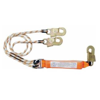 Double Rope Lanyard Snap Hooks