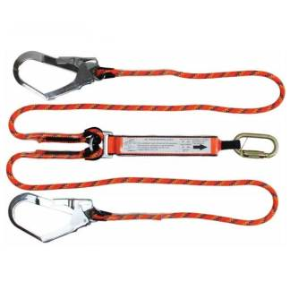 QSI Rope Lanyard Double Scaff Hooks