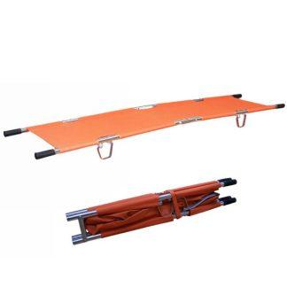 Double Folding Stretcher