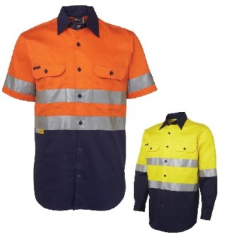 Hi Vis Workshirts