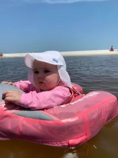 mambobaby float canopy pink