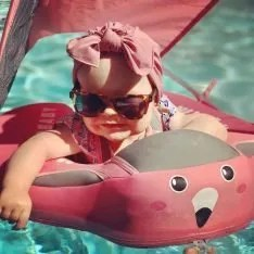 mambobaby float pink cute