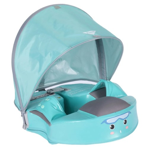 Mambobaby Shoulder Float with Canopy Green