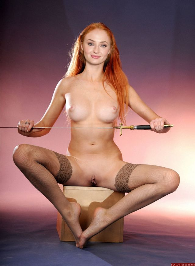 Sophie Turner Nude Is A Dream Come True Wow Pics Video