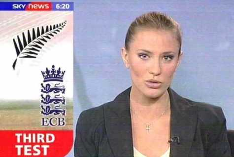 Top 25 Sexiest News Reporters 15