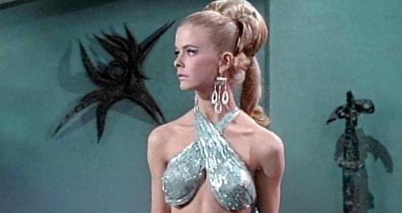 Attractive Sar Trek Women Nude HD