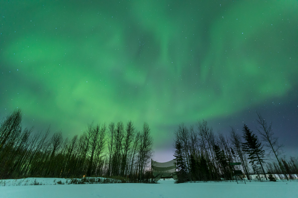 Best Fort Time Northern Mcmurray See Lights