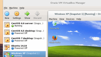How to Install VirtualBox Guest Additions for CentOS 6 5
