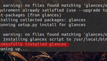 Command-line Based System Monitor for Ubuntu Linux - nmon