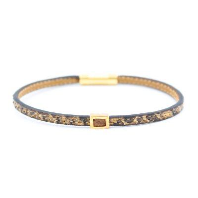 bracelet femme colibri couleur python sable