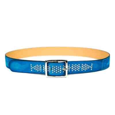 ceinture pour femme kéa turquoise