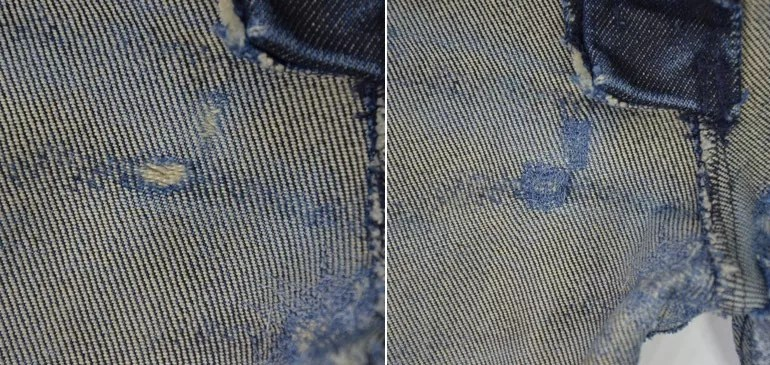 Image Result For How To Fix A Hole In A Shirt Without Sewing