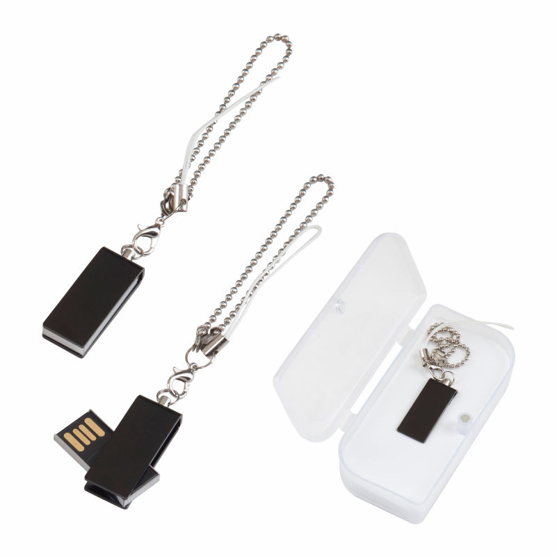 Mini Metal USB Bellek