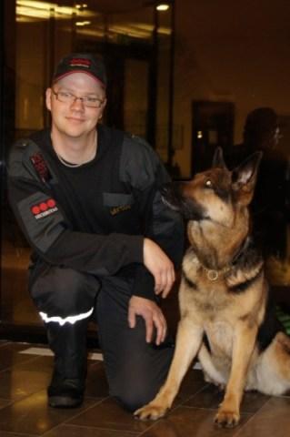 Linus Antonsson och Hedeforsens Amie