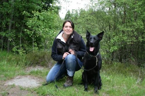 Catrina och Hedeforsens Soraya