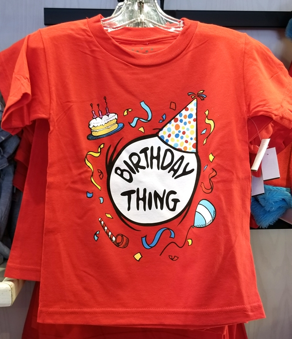 Dr Seuss Cat In The Hat Universal Studios Youth Shirt Birthday Thing Hedgehogs Corner