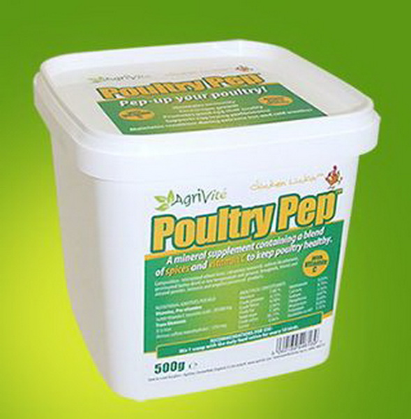 Poultry Pep 500gm