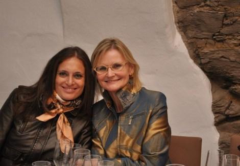 Christina Dow und Hedi Grager (Foto Reinhard Sudy)