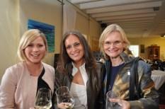 Johanna Setzer, Christina Dow und Hedi Grager (Foto Reinhard Sudy)