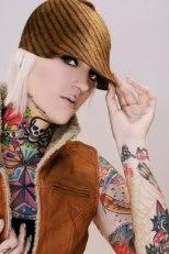 Tattoomodel Lexy Hell by Bjelotschka