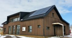Passivhaus Plus in Fort St. John