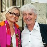 Hedi Grager, www.hedigrager.com, und Reinhard Sudy, www.reisepanorama.at (Foto Werner Krug)