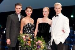 Die besten 4 bei ANTM: Manuel, Sanela, Manuela und Oliver