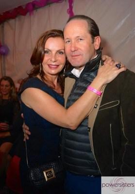 Sissi und Jörg Knabl für Dancer against Cancer (Foto powersisters.at)