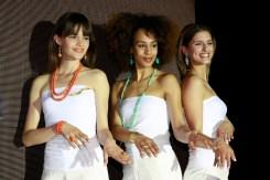 Models mit neuer Schmuckkollektion - Amitiés (Foto Schullin)