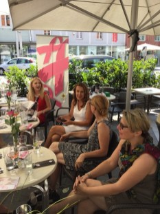 Pink Ribbon Ladies Lunch (Foto Kerstin Reinprecht)