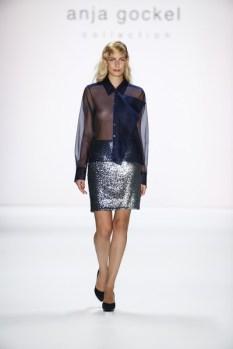 "Anja Gockel: ""amelia"" Sommerkollektion 2016 auf der Mercedes Benz Fashion Week Berlin 2015 (Foto Anja Gockel Collection)"