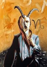 Werner Stadler's Tierkreiszeichen aus der Sicht des Künstlers