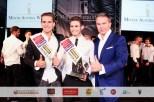 Philipp Knefz, Fabian Kitzweger und Moderator Alfons Haider (Foto MAC/Pall)