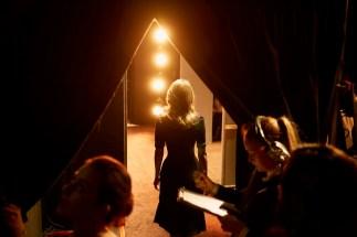 Backstage bei Lena Hoschek (Fotos Nicholas Beutler und Michael romacker)