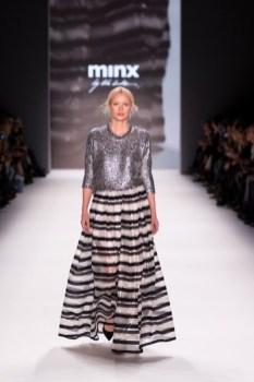 Mercedes Benz Fashion Week Berlin/ Show MINX by Eva Lutz (©Minx by Eva Lutz)