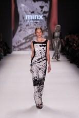 MINX Fashion Show auf der Mercedes Benz Fashion Week Berlin (©Minx by Eva Lutz)