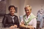 Modenschau von Theresa Schöffel im Grazer Atelier (Foto Reinhard Sudy)