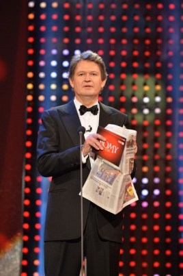 Romy 2016: KURIER-Herausgeber Helmut Brandstätter (Foto Kurier)