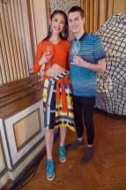 Die Gewinner des ELITE Model Look 2016 Aila Koch und Florentin Kurz (Foto Starpix / Alexander Tuma)Copyright: Starpix/ Alexander TUMA, 23.06.2016 Wien, ELITE MODEL LOOK FINALE…
