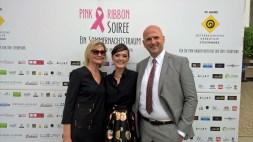 Journalistin Hedi Grager, Designerin Eva Poleschinski und ihr Mann Oliver (Foto Reinhard Sudy)